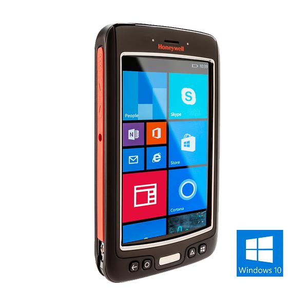 DOLPHIN 75e 2D, WLAN, BT, NFC W10 USB BAT. EXT.