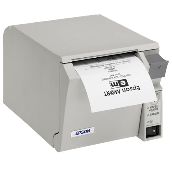 IMP. EPSON TM-T70II WIFI + USB BEIGE