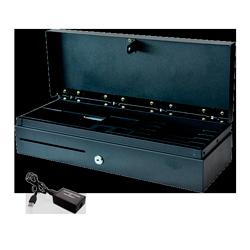 CAJON APERTURA VERTICAL EC-500 USB NEGRO