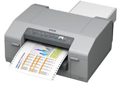 IMP. EPSON ColorWorks C831 USB + LPT+ LAN BEIGE