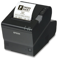 IMP. EPSON TM-T88 DT POSR2009 USB + RS + ETH NEGRO