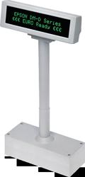 VISOR EPSON DM-D210 2X20 RS232, USB NEGRO