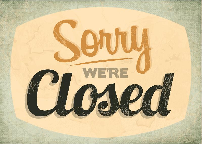 Cerramos por vacaciones 1 semana en Agosto