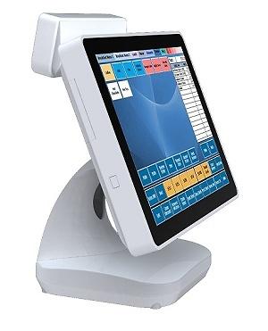 Ya disponible los Terminales Táctiles Ventus con CPU D2700 y N2800 en blanco y negro.