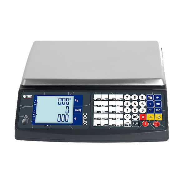 BALANZA ELECTRONICA XFOC-30