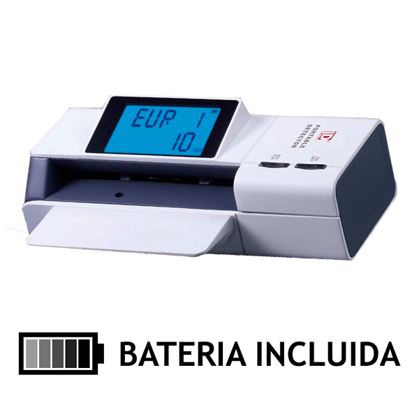 DETECTOR DE BILLETES FALSOS DP-2308