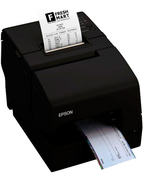 IMP. EPSON TM-H6000 IV PARALELO + USB NEGRA