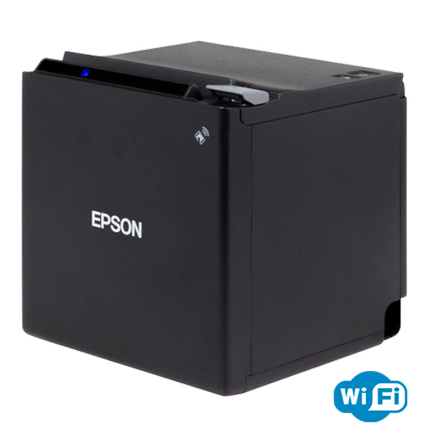 IMP. EPSON TM-M30 ETHERNET + WIFI + USB NEGRO