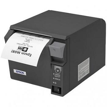 IMP. EPSON TM-T70II PARALELO, USB NEGRA