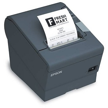 IMP. EPSON TM-T88V ETHERNET / USB NEGRA