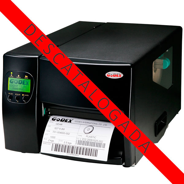 IMP. GODEX EZ-6300 PLUS T.T Y T.D.