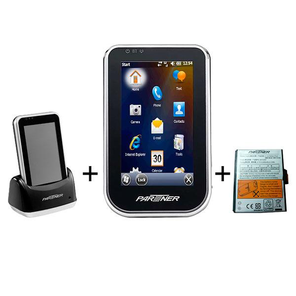 Pack comandero OT-200 + Cuna cargadora + Batería