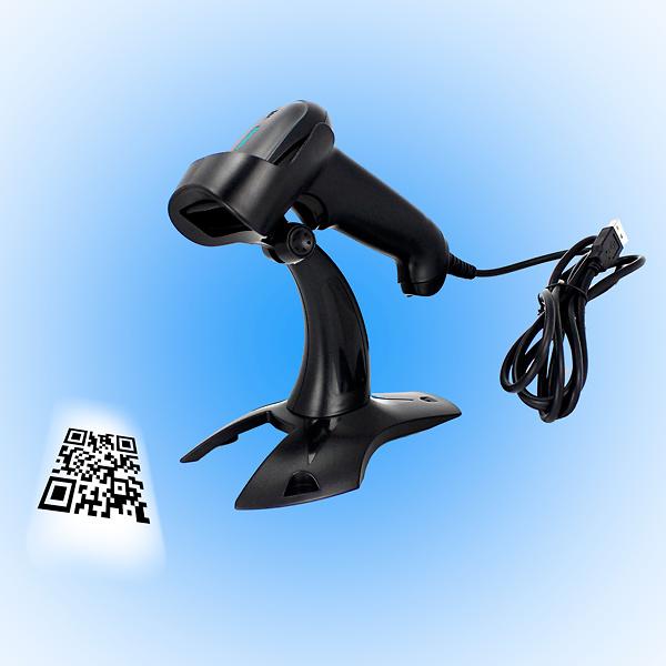 SCANNER SC-2DU54 2D USB NEGRO + SOPORTE