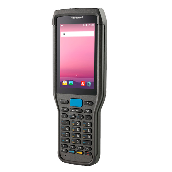 SCANPAL EDA60K 2D, USB, BT, WLAN, 3G, NEGRO