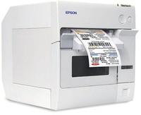 IMP. EPSON ColorWorks C3400  ETHERNET BEIGE
