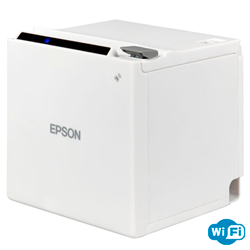 IMP. EPSON TM-M30 ETHERNET + WIFI +  USB BLANCO