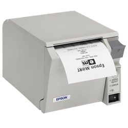 IMP. EPSON TM-T70II PARALELO, USB BEIGE