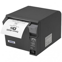 IMP. EPSON TM-T70II SERIE + USB NEGRA