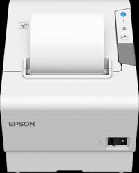 IMP. EPSON TM-T88VI ETHERNET + SERIE + USB BEIGE