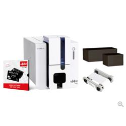 IMP. ETIQUETAS PRECIO EVOLIS EDIKIO FLEX USB + ETHERNET BLANCA KIT