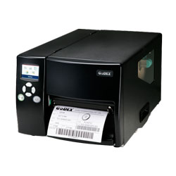 IMP. GODEX EZ-6250i PLUS T.T Y T.D. 168MM