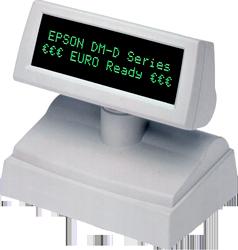 VISOR EPSON DM-D110 2X20 USB NEGRO